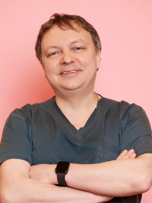 Заведующий отделением репродукции Боярский Константин Юрьевич
