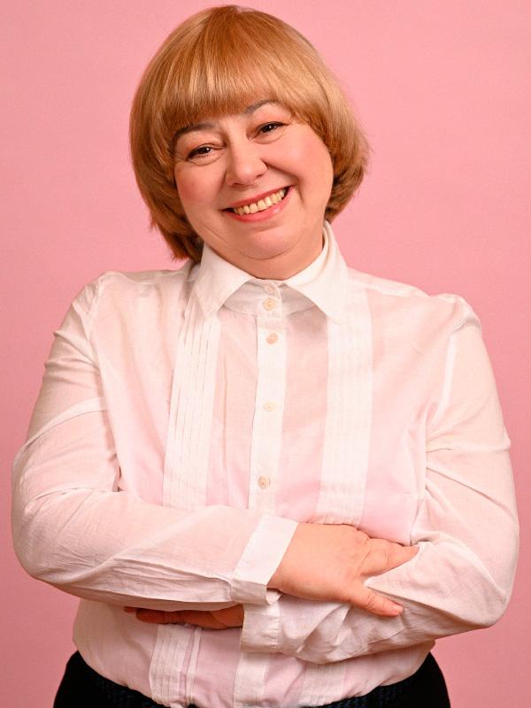 Заведующая эмбриологической лабораторией Смирнова Тамара Андреевна